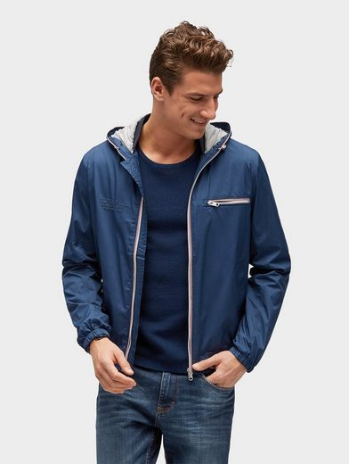 Tom Tailor Blouson Blousonjacke mit Stickerei