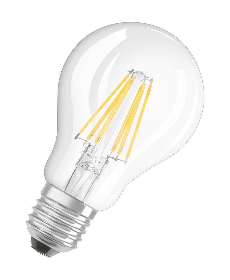 osram led retrofit classic a dimmbare lampe led lampe sst clas a 60 dim 6 5 w 827 e27 fil. Black Bedroom Furniture Sets. Home Design Ideas