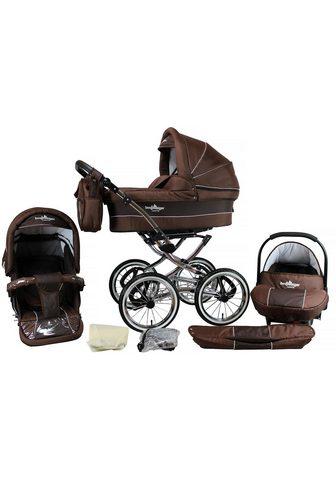 """Детская коляска """"Venedig chocolat..."""