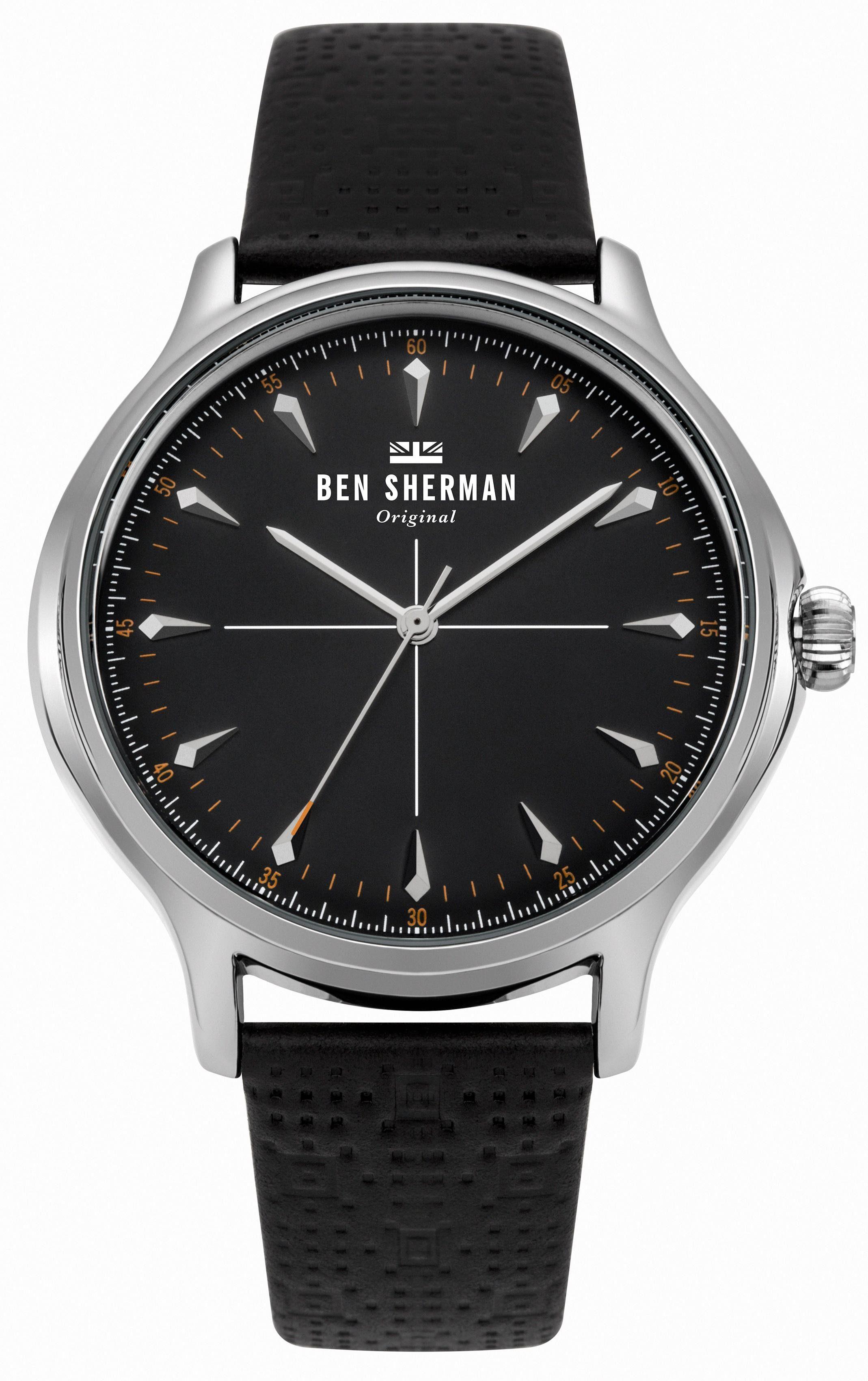 Ben Sherman Quarzuhr »Kensington Heritage, WB018B«