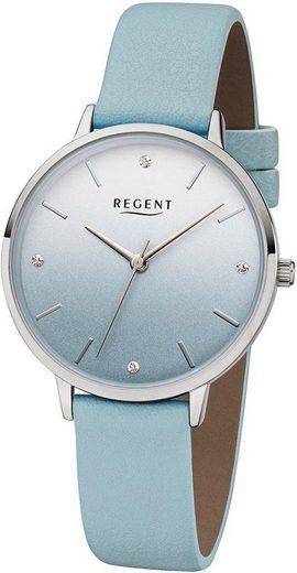 Regent Quarzuhr »12111215«