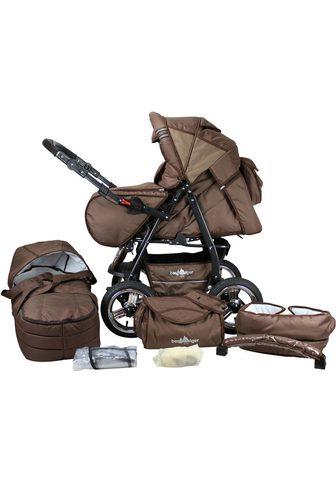 BERGSTEIGER Vaikiškas vežimėlis