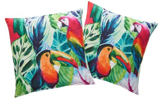 Dekokissen »Papagei«, my home Selection