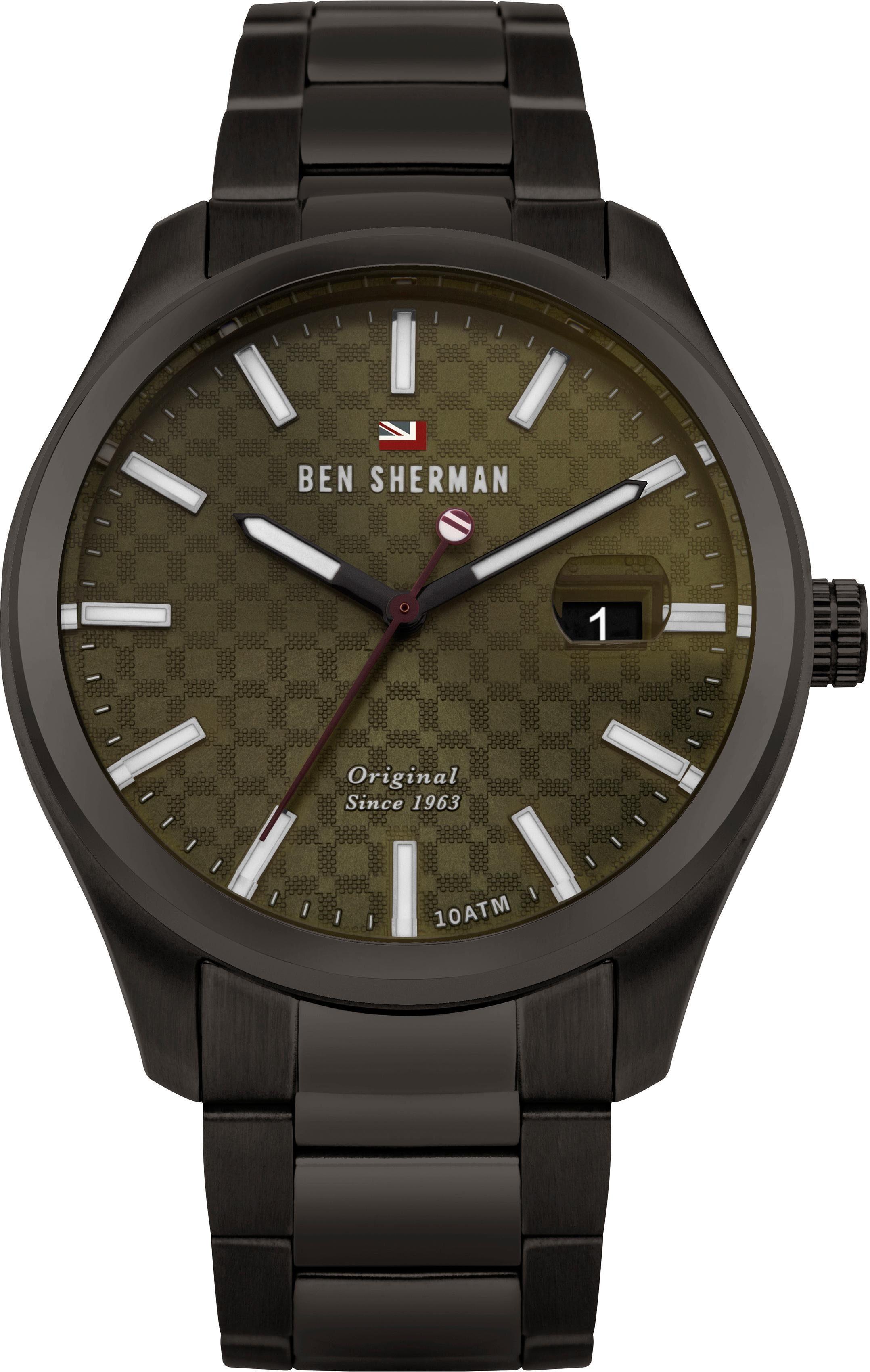 Ben Sherman Quarzuhr »The Ronnie Professional, WBS109BBM«