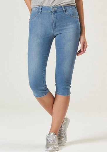 Pioneer Authentic Jeans Capri Jeans Damen »Katy«