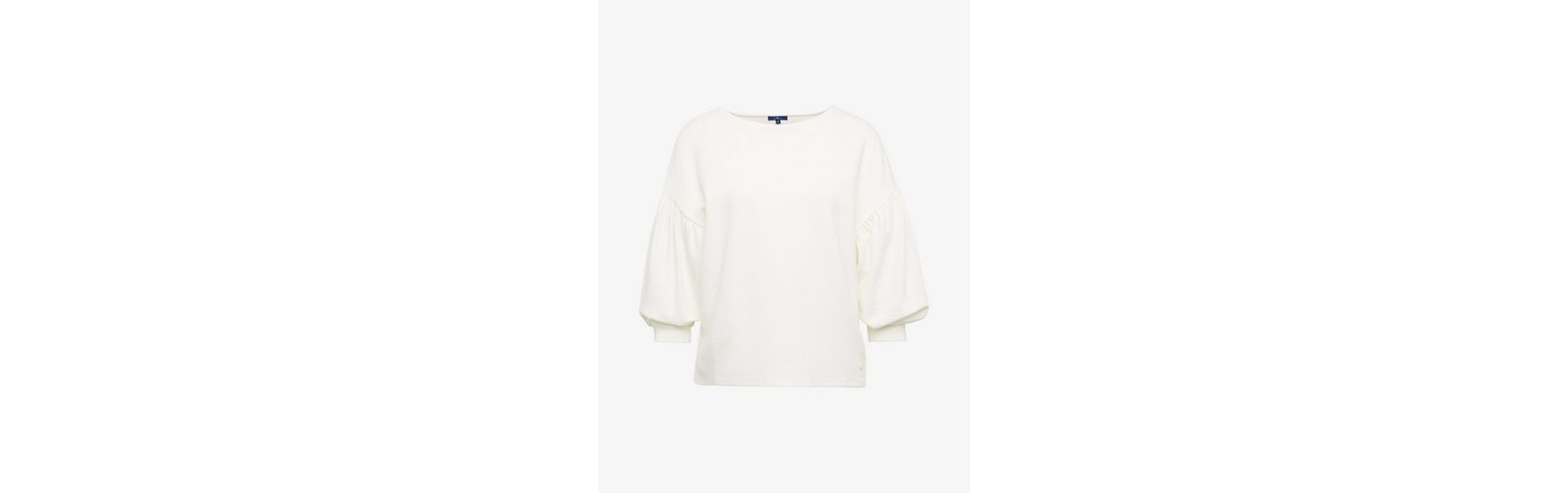 Tom Tailor Blusenshirt Shirt mit Ballonärmeln Günstig Kauft Besten Platz Limitierte Auflage Echt Billig Verkaufen Kaufen iRWmBbqbiu