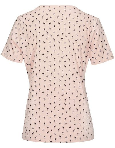 IN LINEA Print-Shirt Flamingo