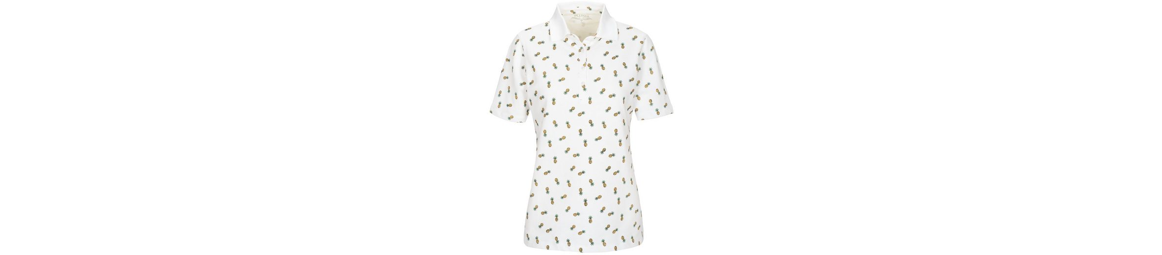 IN LINEA Poloshirt Ananas Komfortabel Günstiger Preis oFgll9J