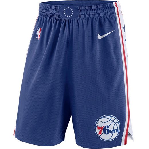 Nike Performance Shorts PHILADELPHIA 76ERS