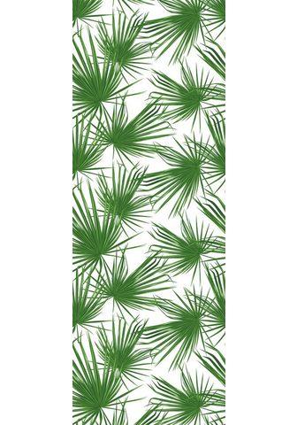 QUEENCE Viniliniai tapetai »Tropische Blätter-...