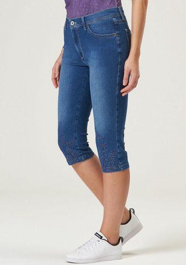 PIONEER Capri Jeans Damen Betty