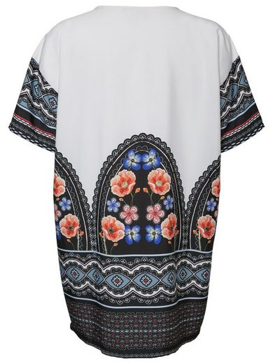 JUNAROSE Print- Kleid