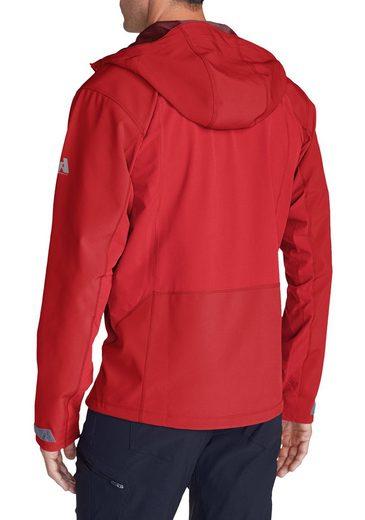 Eddie Bauer Sandstone Shield Jacke mit Kapuze