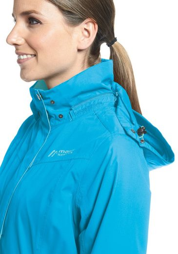 Maier Sports Funktionsjacke Metor W, mit Packaway Funktion