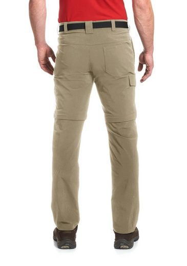 Maier Sports Functional Pants Torid Slim Zip