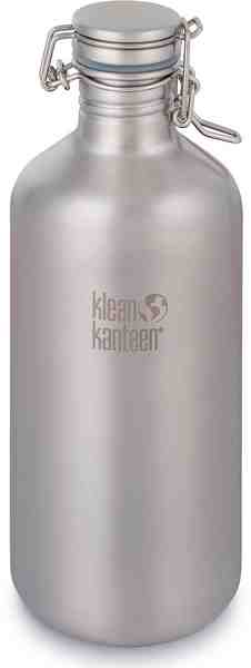 Klean Kanteen Trinkflasche »Classic Growler Trinkflsche mit Swing Lok Cap«