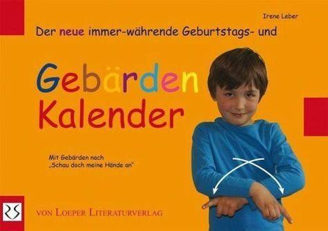 Kalender »Der neue immer-währende Geburtstags- und...«