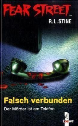Gebundenes Buch »Falsch verbunden / Fear Street Bd.4«