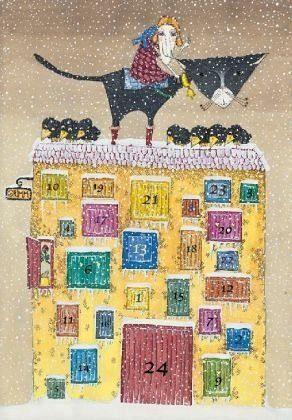 Kalender »Märchenhaus«
