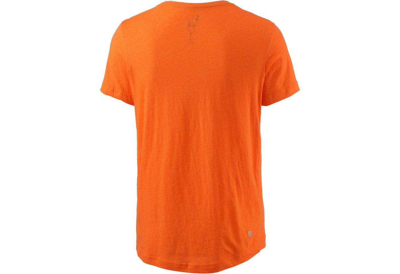 - Herren unifit T-Shirt orange | 08907208014438