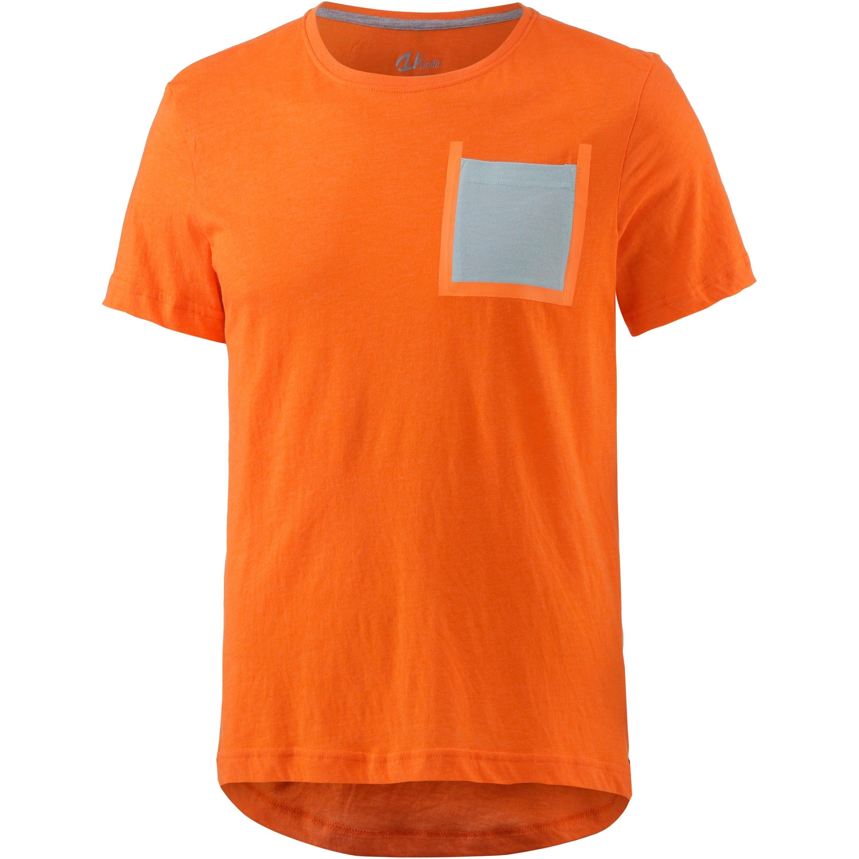 Herren unifit T-Shirt orange | 08907208014438