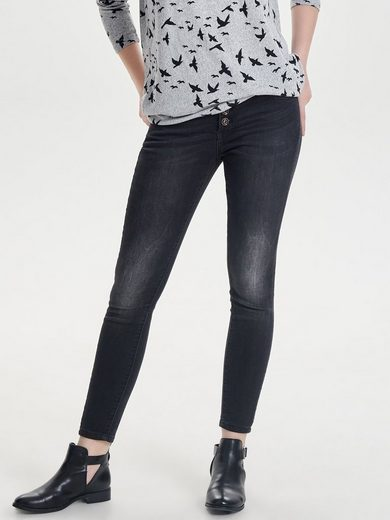 Only Carmen Reg Ankle Jogg Skinny Fit Jeans