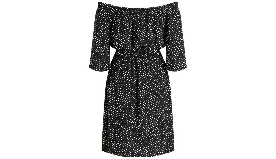 Y.A.S Off-Shoulder- Kleid Rabatt Top-Qualität Profi Zu Verkaufen o48psqzq