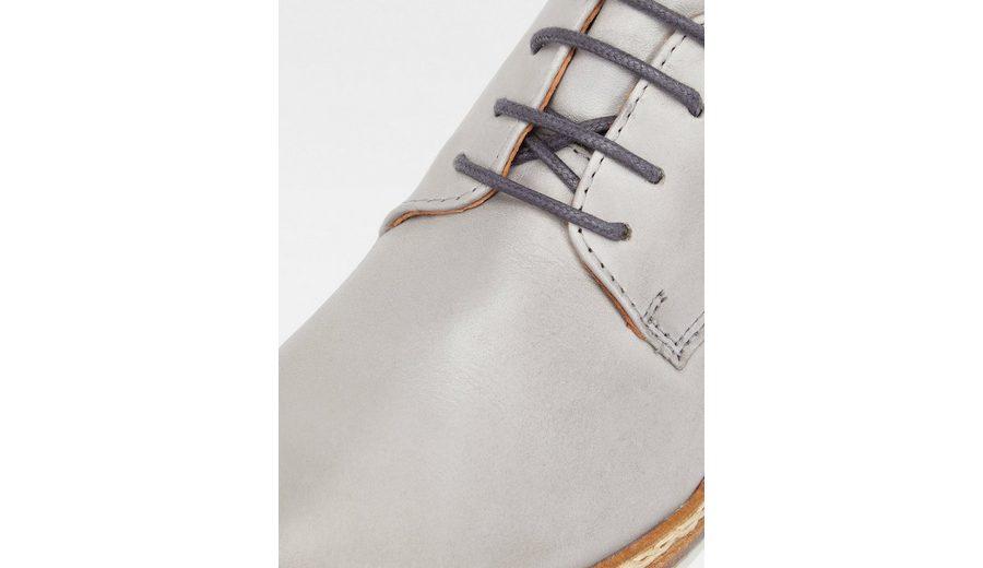 Bianco Cleaved Lace-Up- Derby-Schuhe Verkauf Großhandelspreis 8yyRGa