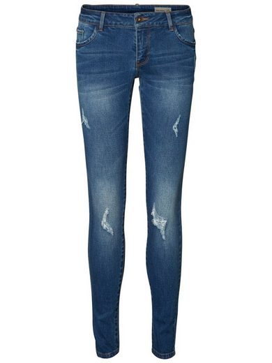 Vero Moda Five LW Skinny Fit Jeans