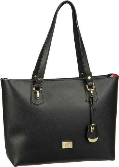 Liu Jo Shopper »Hawaii Righe Cuori Tote M« f11e2832570