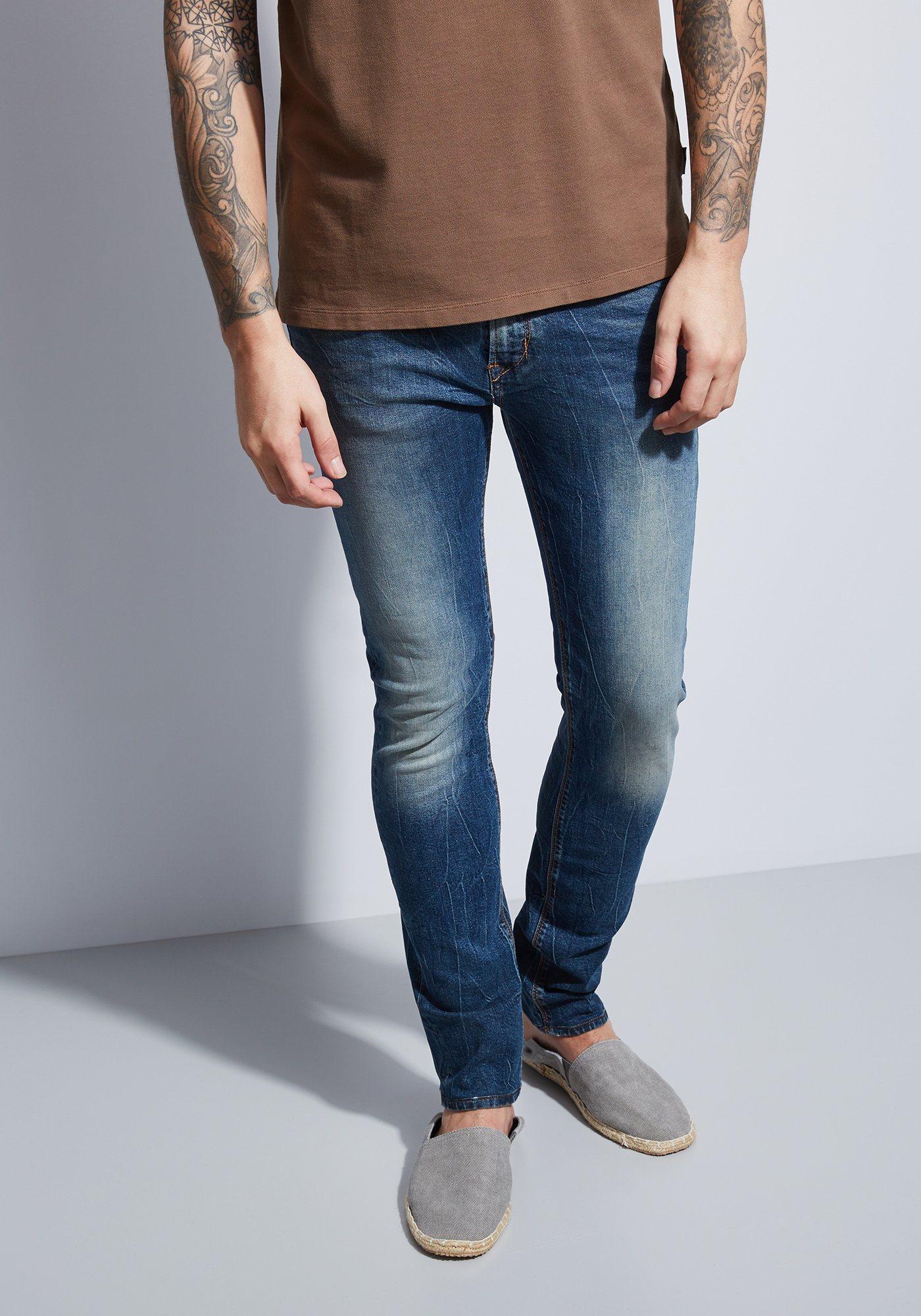 Otto Kern Pure Dynamic Stretch Jeans David - Slim Fit | Bekleidung > Jeans > Stretch Jeans | Jeans - Elasthan - Baumwolle | Otto Kern