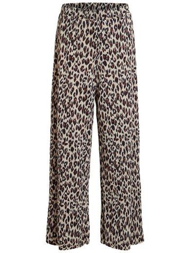 OBJECT Leopardenprint Hose
