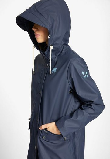 Khujo Raincoat Pina, With Terry Lining