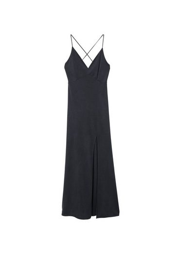 MANGO Langes Kleid mit Schlitz