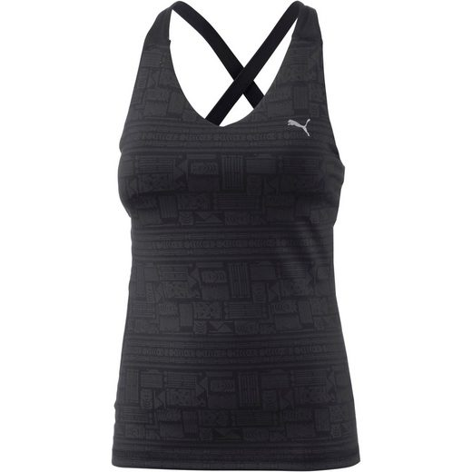 PUMA Tanktop All Eyes On Me