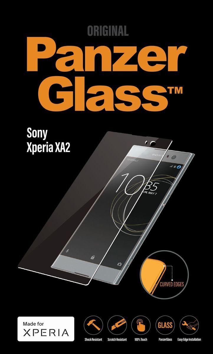 Panzerglass Folie »PREMIUM Sony Xperia XA2«
