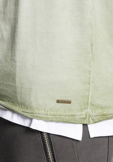 Breast Pocket Khujo T-shirt Tiago, With Attached