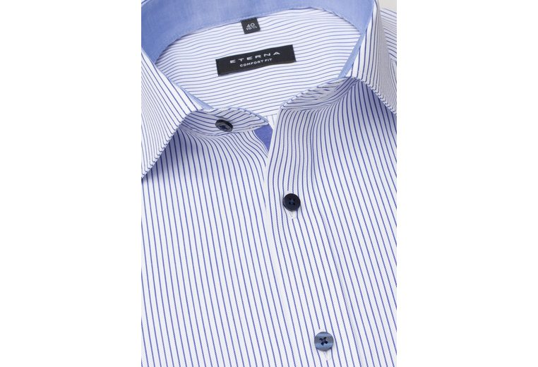 Bekommt Einen Rabatt Zu Kaufen ETERNA Kurzarm Hemd Kurzarm Hemd COMFORT FIT Nicekicks Günstig Online BiYPTK