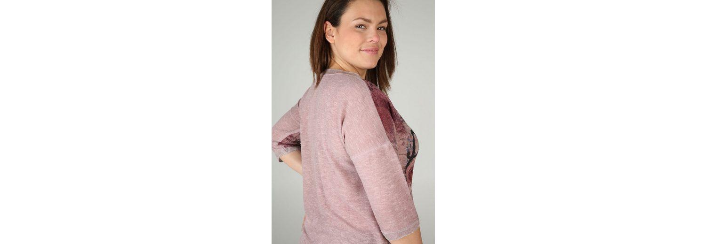 Billig Verkauf Geschäft Freies Verschiffen Mode-Stil Paprika Print-Shirt Neue Art Und Weise Stil Austritt Ansicht I33m93U