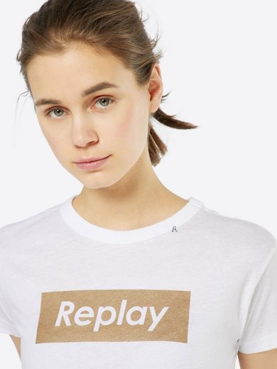 Replay Rundhalsshirt