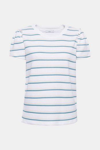 EDC BY ESPRIT Softes Sweatshirt im Streifen-Look