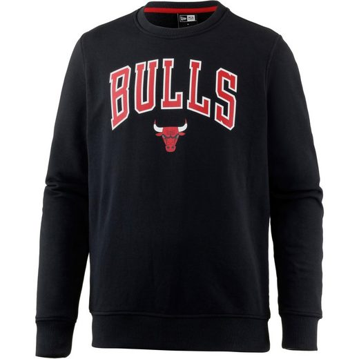 New Era Sweatshirt Chicago Bulls