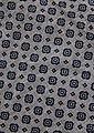 PIERRE CARDIN Gemusterter Schal aus reiner Baumwolle, Bild 3