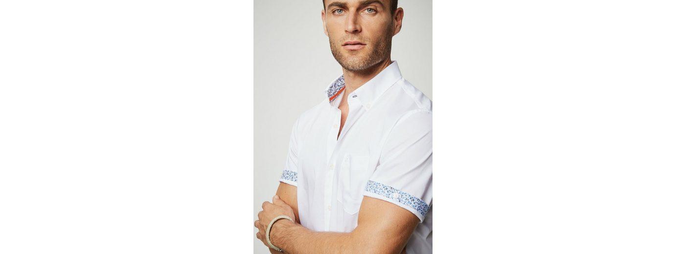 PIERRE CARDIN Hemd - Modern Fit Cotton Comfort Top Qualität q2ZgEXmunw
