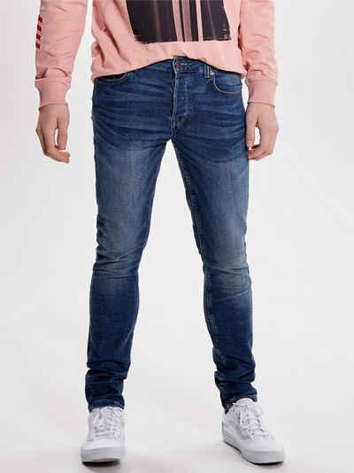 ffd8ce7825feee Only   Sons Herren Slim-Fit Jeans online kaufen