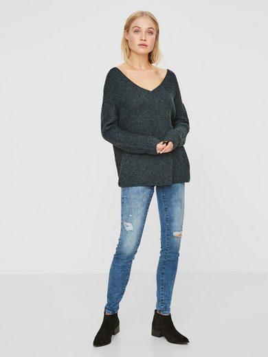 Vero Moda Spitzen- Pullover