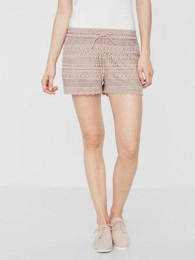 Vero Moda Spitzen Shorts