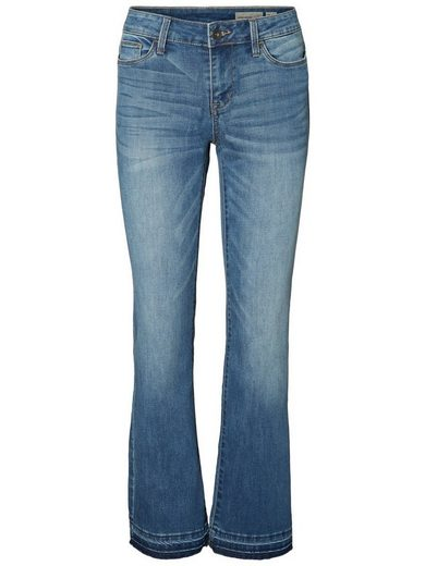 Vero Moda Queue Nw Bottine Jeans Bootcut