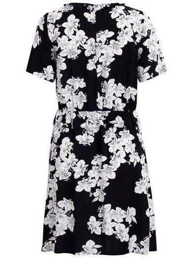 Vila Feminine, Patterned Dress