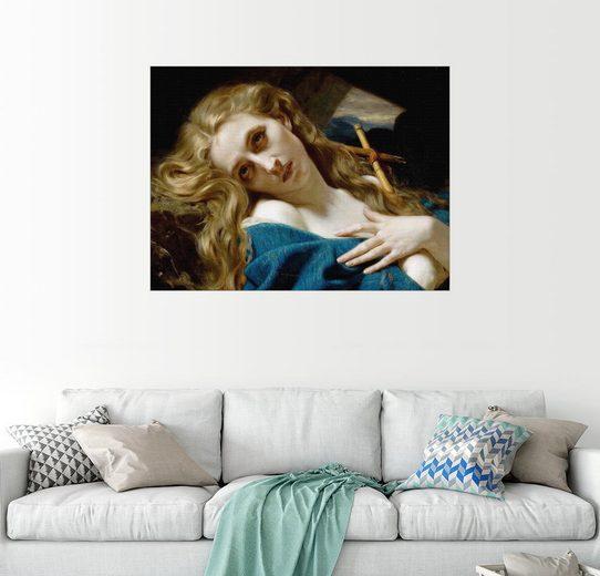 Posterlounge Wandbild - Michelangelo Merisi (Caravaggio) »Maria Magdalena«